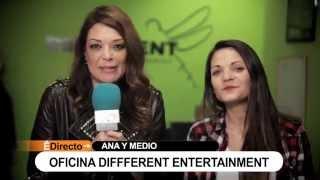 Entertainment. Promo. Lucía Hoyos. España Directo.
