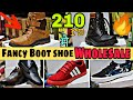 👢🔥👞 Wholesale में Fancy Gents boots / Long shoe / Beautiful variety 2019 collection 😍🔥For men