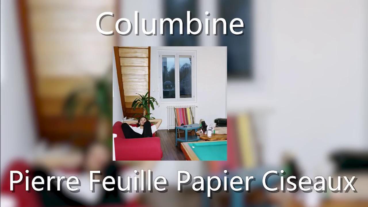 columbine pierre feuille papier ciseaux