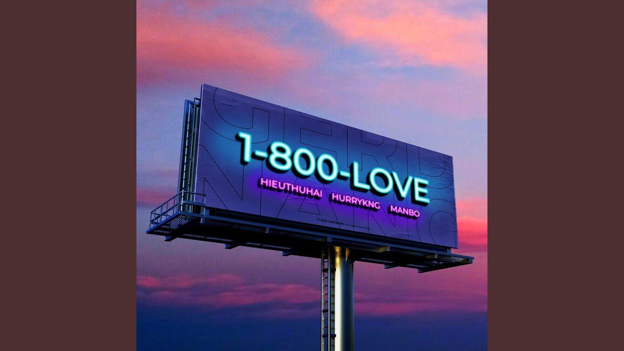 1-800-LOVE