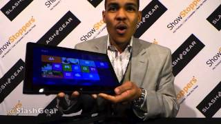 Lenovo ThinkPad Helix extended hands-on