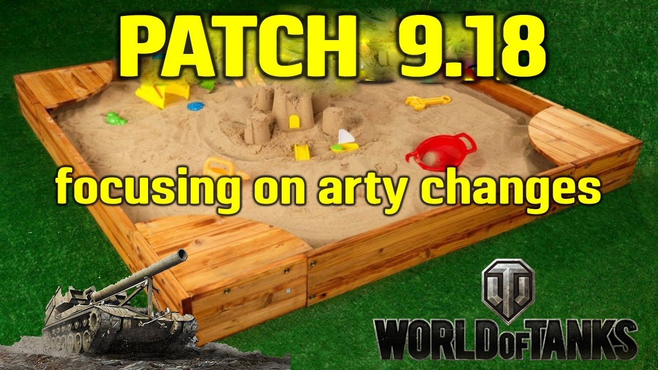 world of tanks patch 9 18 artillery gameplay aiming is
