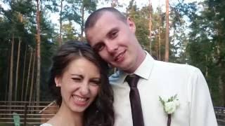 Свадьба в шоколадном и лаймовом цвете