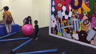 Khu vui chơi giải trí cho bé tại Sài Gòn MFA