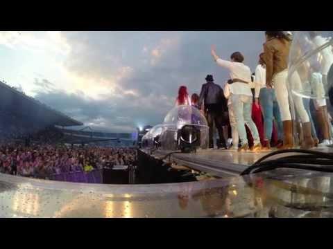 TAKOMO @ Helsinki Olympic Stadium 6.6.2015