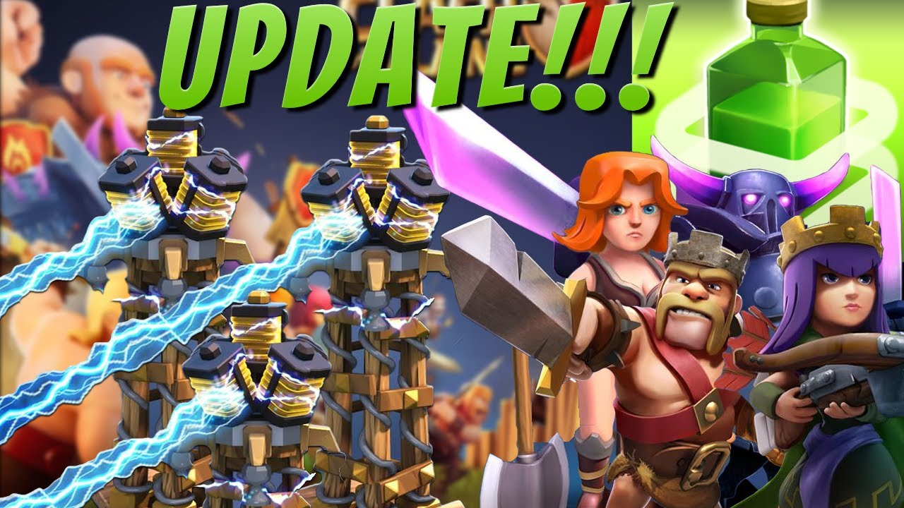 Clash of Clans Gemming PEKKA lvl 5! Tesla 8! Max Jump & Valkyrie! Gameplay Review