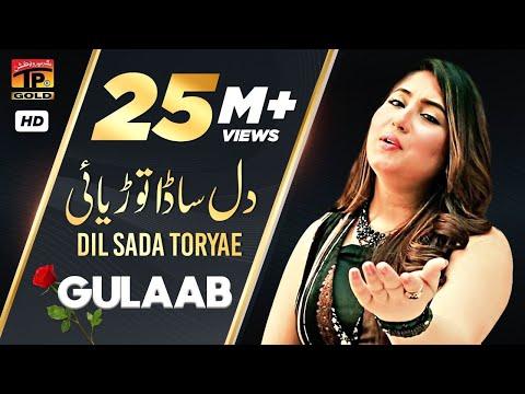 Gulaab  Dil Sada Toryae  Latest Punjabi Songs  Tp Gold