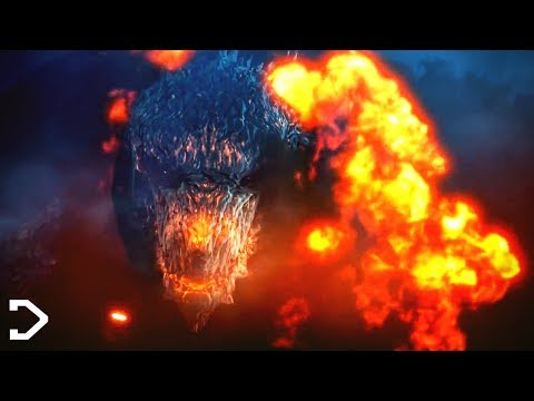FIRST Look at MechaGodzilla in Action! Godzilla Anime NEWS