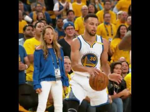 Step Curry na double dribble maru kaayu :D