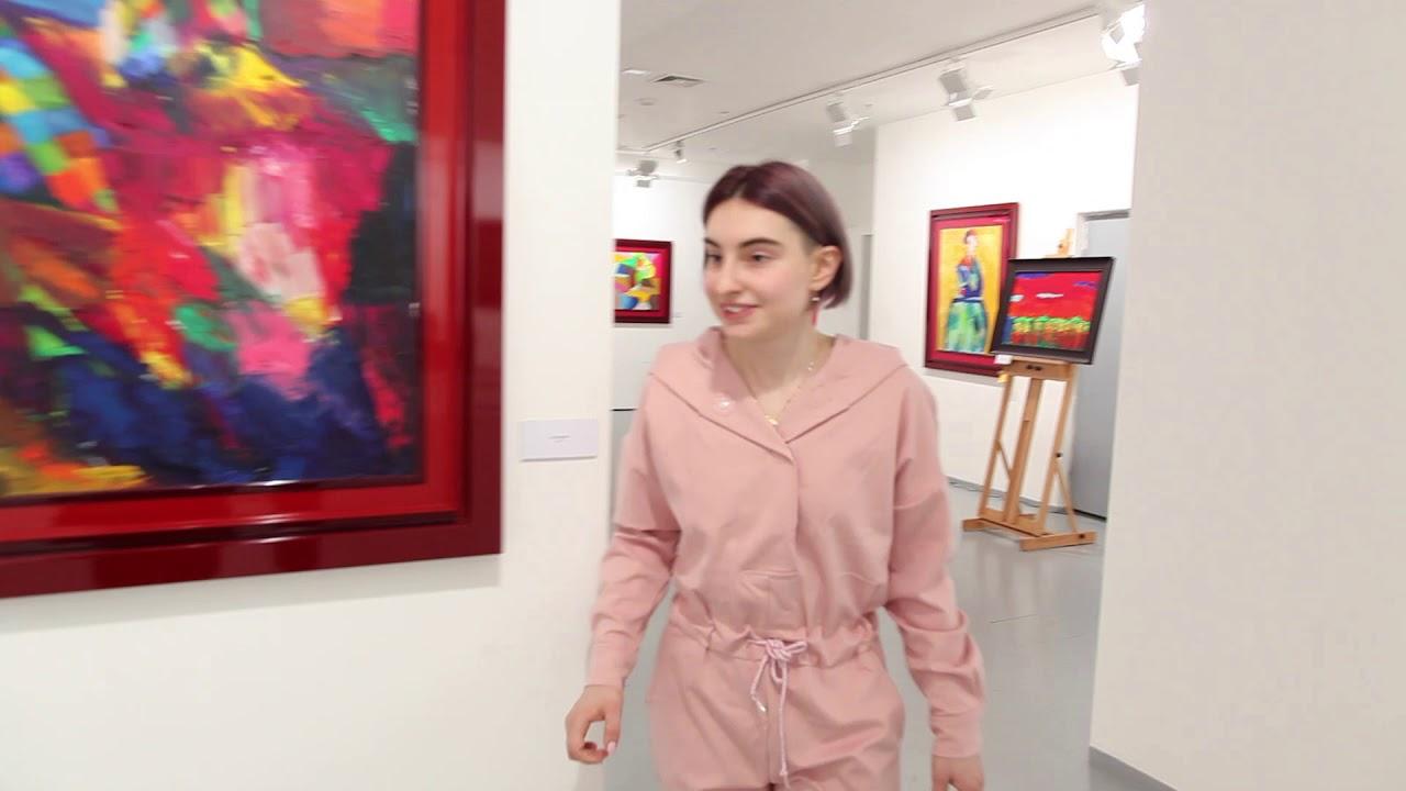 2018 12 24 Выставка Медины видео