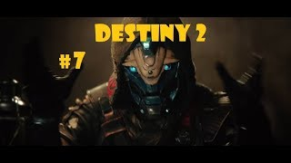 Let's Play Destiny 2 On PC With Silverhawk - Episode 7