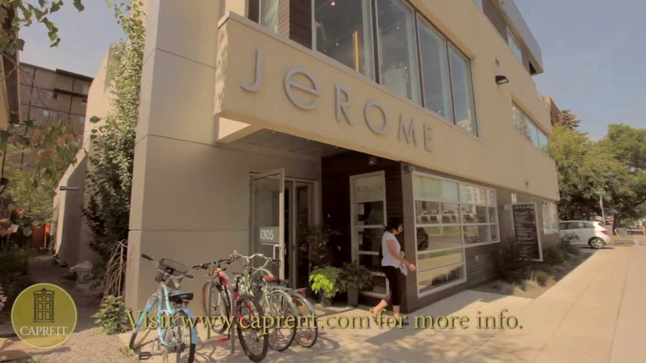 Calgary Apartments for Rent Video - 1304 11th St SW - YouTube