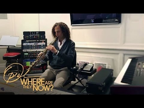 Kenny G on His Best-Selling Christmas Album | Where Are They Now | Oprah Winfrey Network