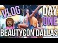 BEAUTYCON DALLAS VLOG | Arriving To Texas + Photoshoot w/ Arianna & Ashley!