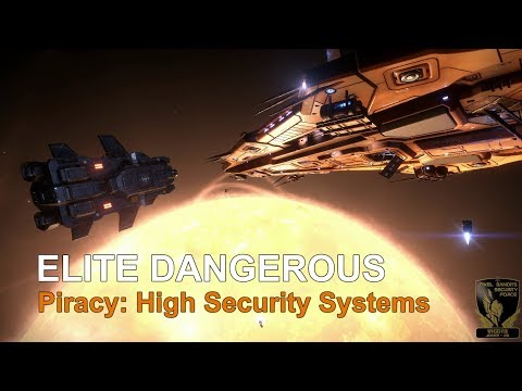 Elite Dangerous: Piracy, Targets in High Security Systems