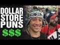 DOLLAR STORE PUNS!   The Pun Guys