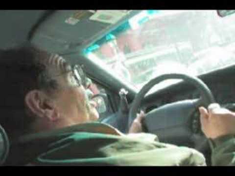 CAB DRIVER IN BOSTON 2