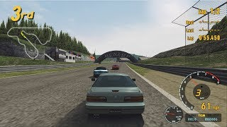 Gran Turismo 3 - Nissan SILVIA K's (S13) '88 | PS2 Gameplay HD