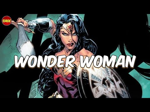 Who is DC Comics Wonder Woman? Daughter of Zeus and Amazon Queen.