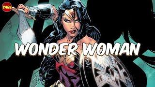 Who is DC Comics Wonder Woman? Daughter of Zeus and Amazon Queen.