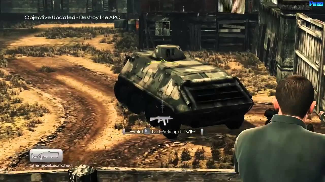 James Bond 007 Blood Stone Gameplay Walkthrough Part 7 Burma