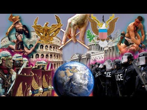 Alcyon Pléiades 69: Décadence Empire sioniste-anglo-américain Empire Romain, Jérusalem, Netanyahou