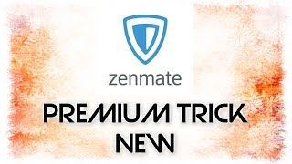 Gambar cover How to Get free Vpn subscription (zenmate)