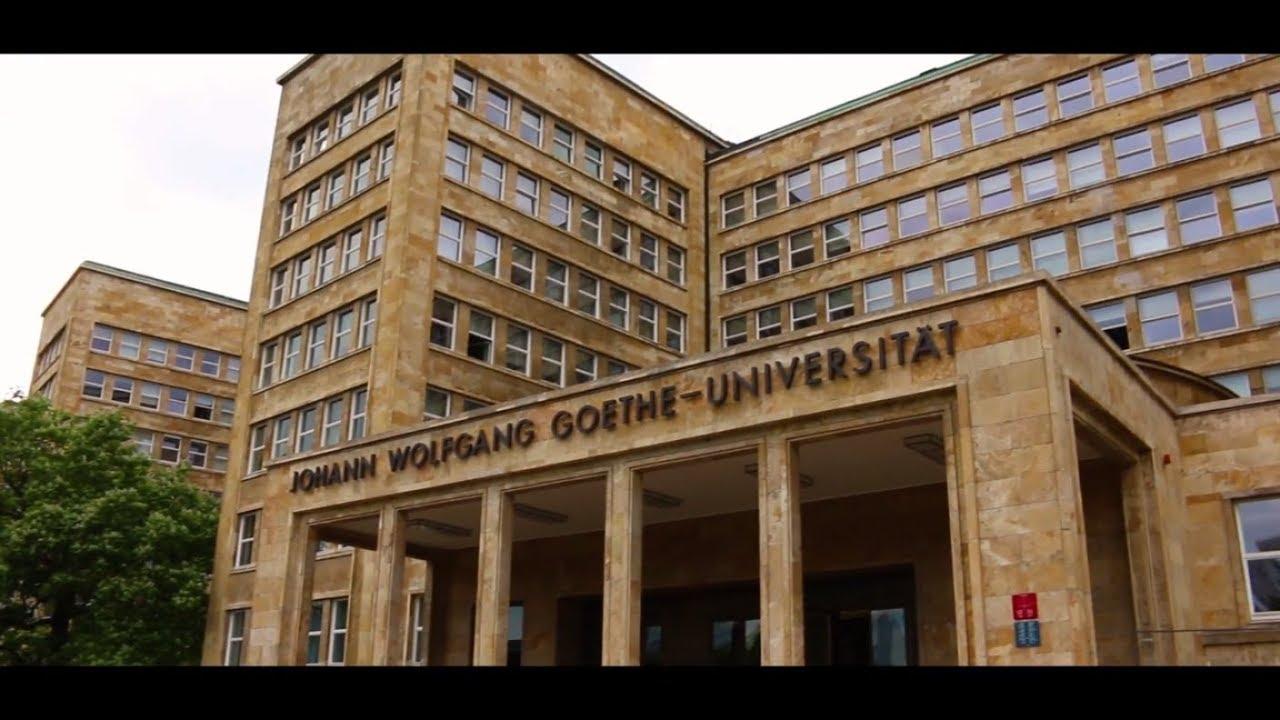 Goethe Frankfurt University