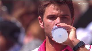 Wawrinka vs Djokovic Roland Garros Final, 2015