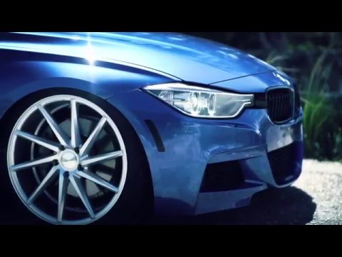 BMW 3-Series (F30) | BMW 335i | Vossen CVT | Overview