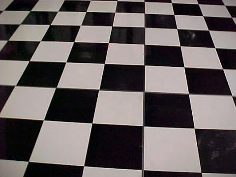 Illuminati Masonic Symbol Checkerboard Floor And The