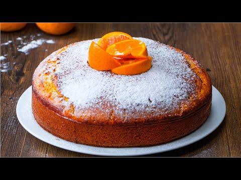 merveilleux-gâteau-aux-mandarines-prêt-en-une-minute-et-sans-temps-de-préparation!|-savoureux.tv