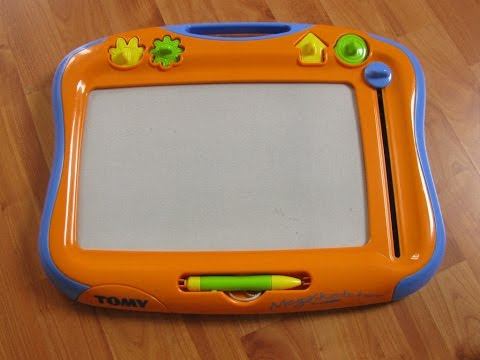Tomy Megasketcher - Great Magnetic Drawing Board for Kids