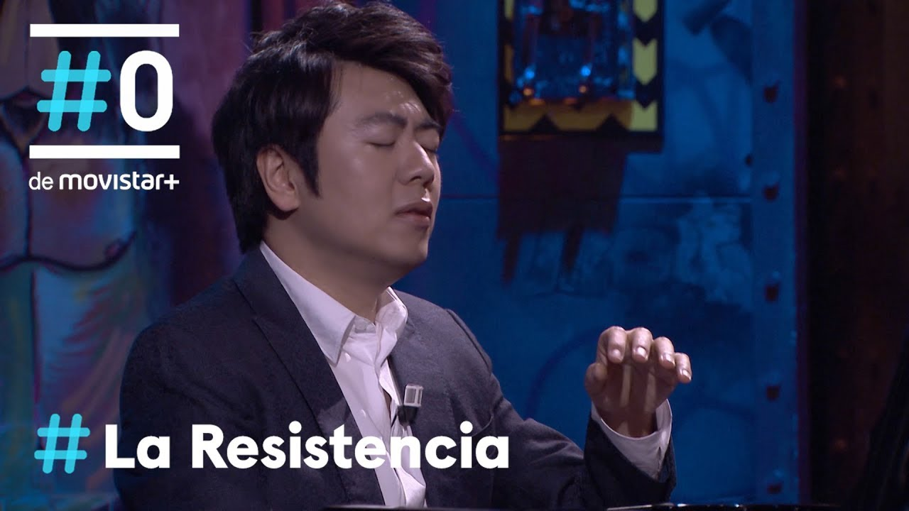 LA RESISTENCIA - Entrevista a Lang Lang | #LaResistencia 21.03.2019