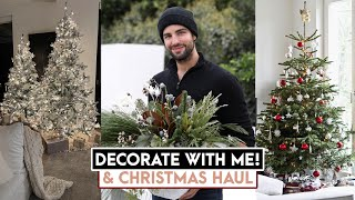 Decorate My New House w/ ME + Massive Holiday Gift Haul