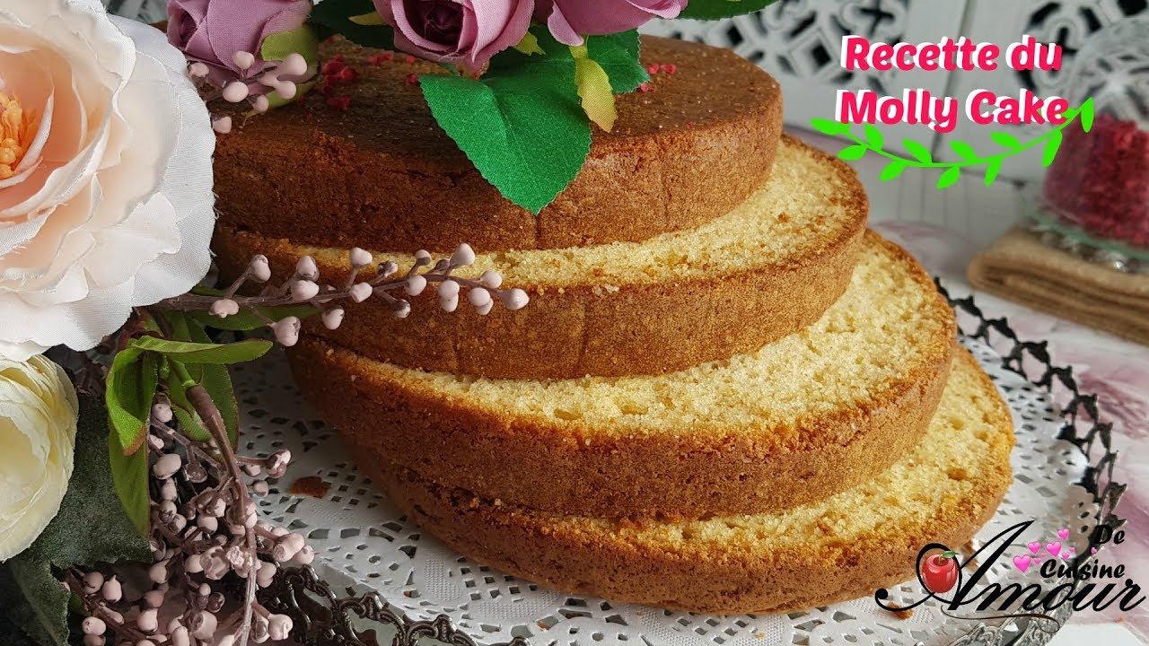 Recette Anniversaire.Recette Du Molly Cake Base De Gateau D Anniversaire Extra Moelleux Et Bien Haut