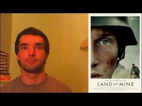 Under sandet (Land of Mine, 2015) - movie review