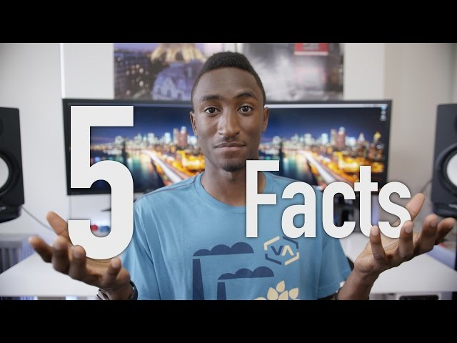 Five (More) Facts About Me! (Graduation!)