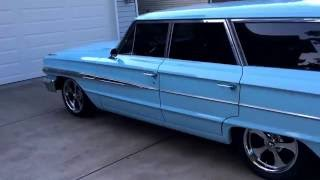 1964 Ford Galaxies Country Sedan