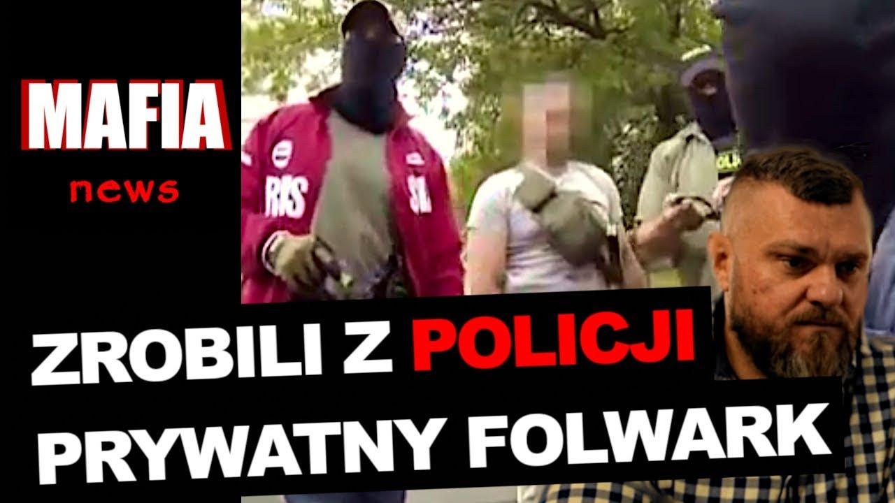 Marcin Miksza ps. Borys: ZROBILI Z POLICJI PRYWATNY FOLWARK | Mafia News