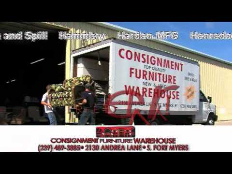 consignment furniture commercial -