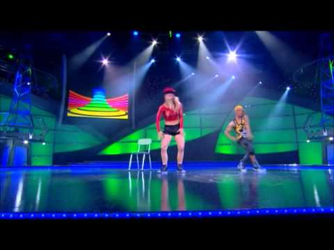 Hip Hop by Charlie and Nadine - So You Think You Can Dance South Africa 2013