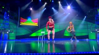 hip hop by charlie and nadine so you think you can dance south africa 2013