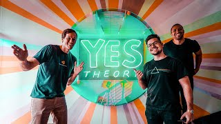 An Inside Look at the New YES THEORY HQ (Yes House Build Out)