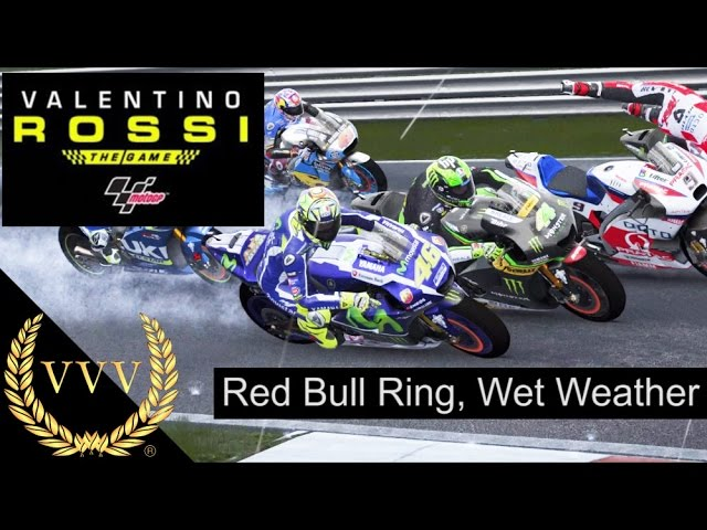 Valentino Rossi The Game Red Bull Ring