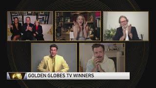 Winners and highlights from 2021 Golden Globes