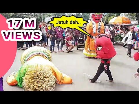 Ondel ondel JATUH || BaduT MamPang NAKaL.