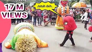 Ondel ondel JATUH BaduT MamPang NAKaL