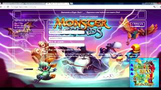 Hack comida y oro _ monster legends 2016