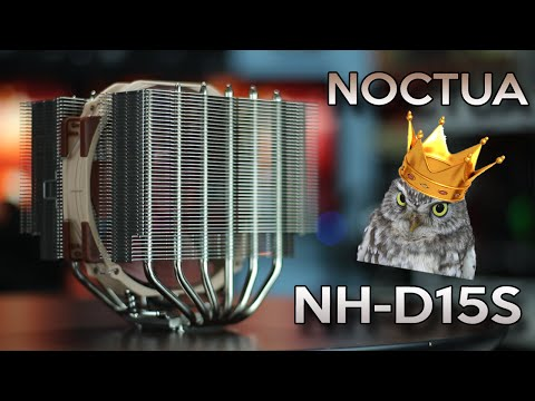 Noctua NH-D15S Review - What's Changed Vs. The D15?!